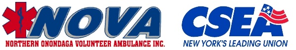 Northern Onondaga Volunteer Ambulance, Inc. Logo