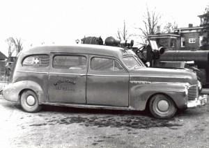 1952 MCFD Ambulance