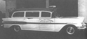 1958 MCFD Ambulance