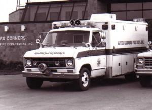 1974 MCFD Ambulance