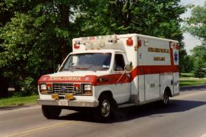 1982 MCFD Ambulance