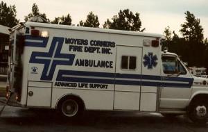 1984 MCFD Ambulance