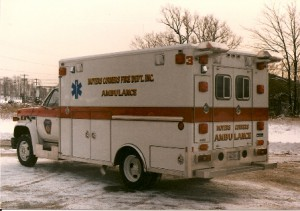 1989 MCFD Ambulance