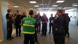 EMS Team Instruction