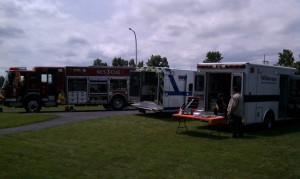 Clay Rescue, NOVA A3 and WSAR