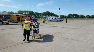 Transferring to Ambulance